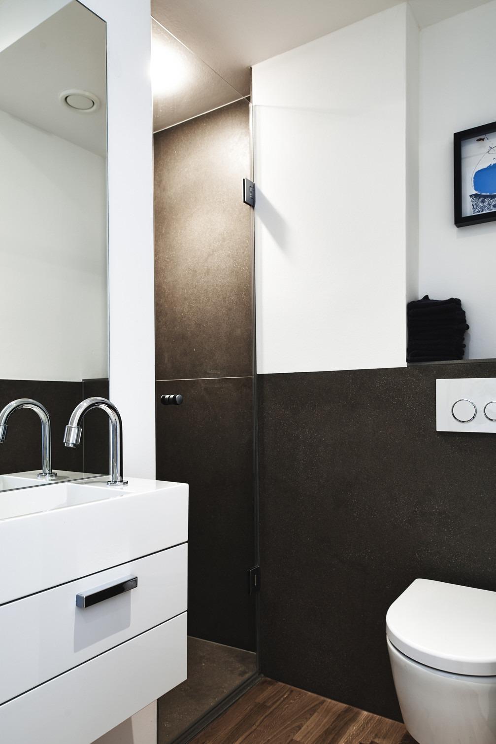 Gäste-WC Reihenhaus - Bellevue 2.0