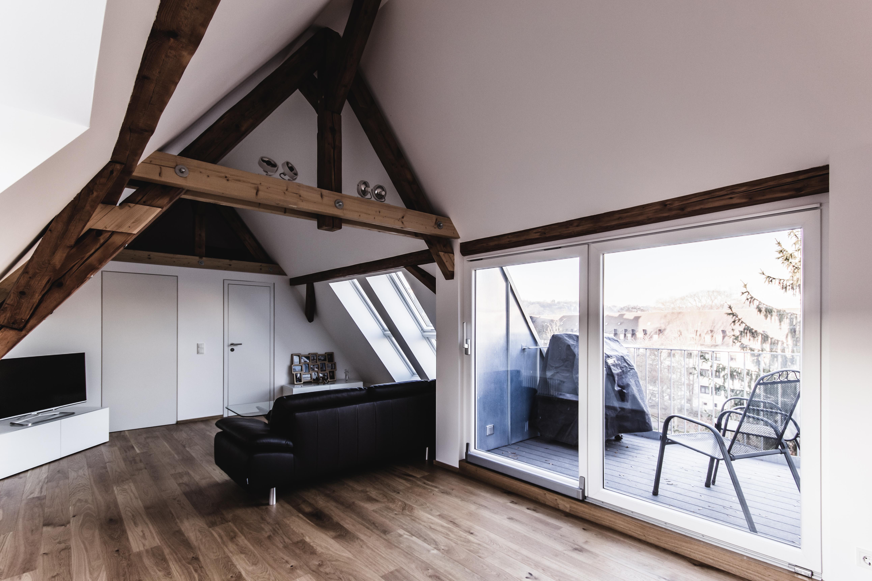 Dachgeschossumbau - Saarbrücken