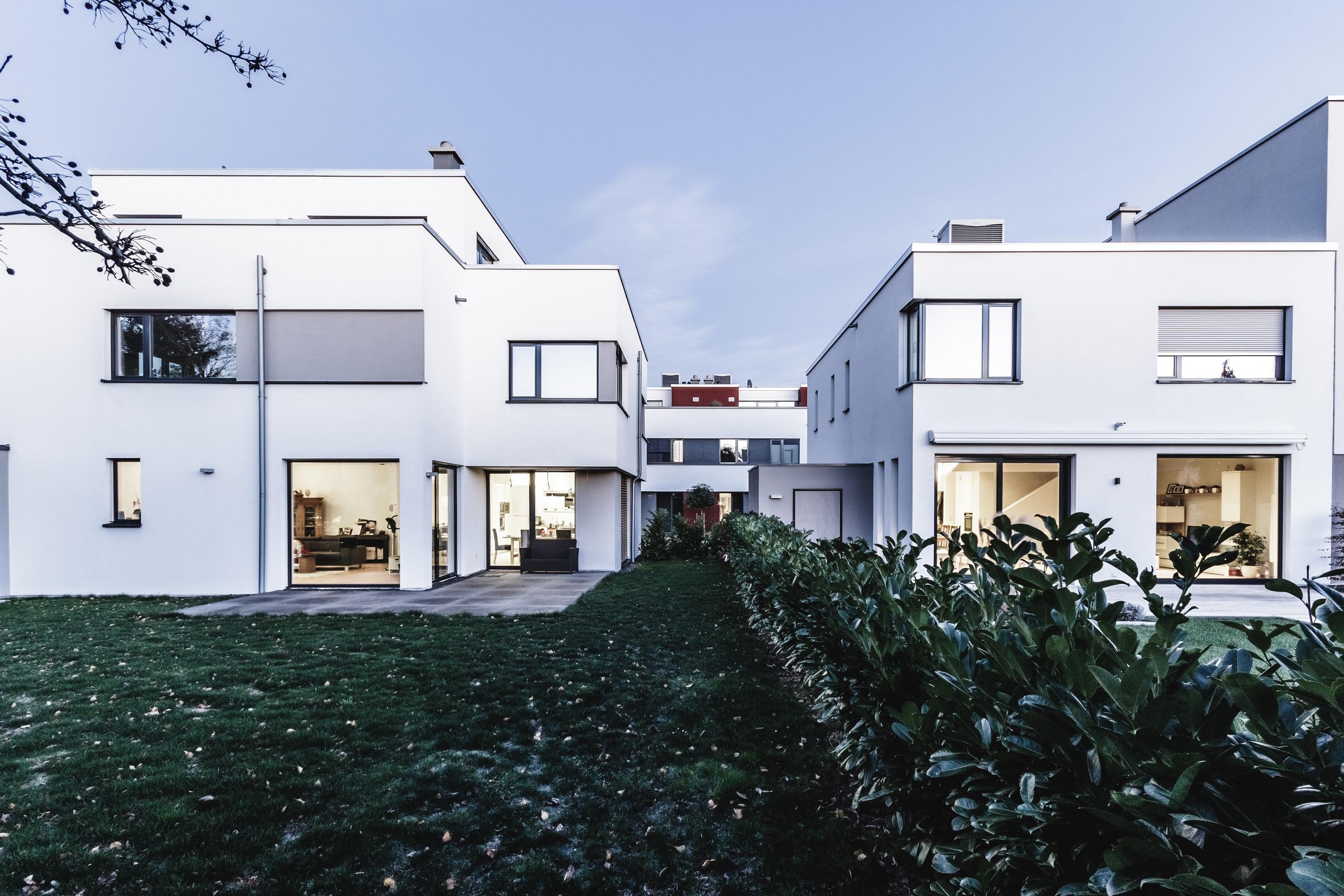 Putzfassade - Bellevue 2.0