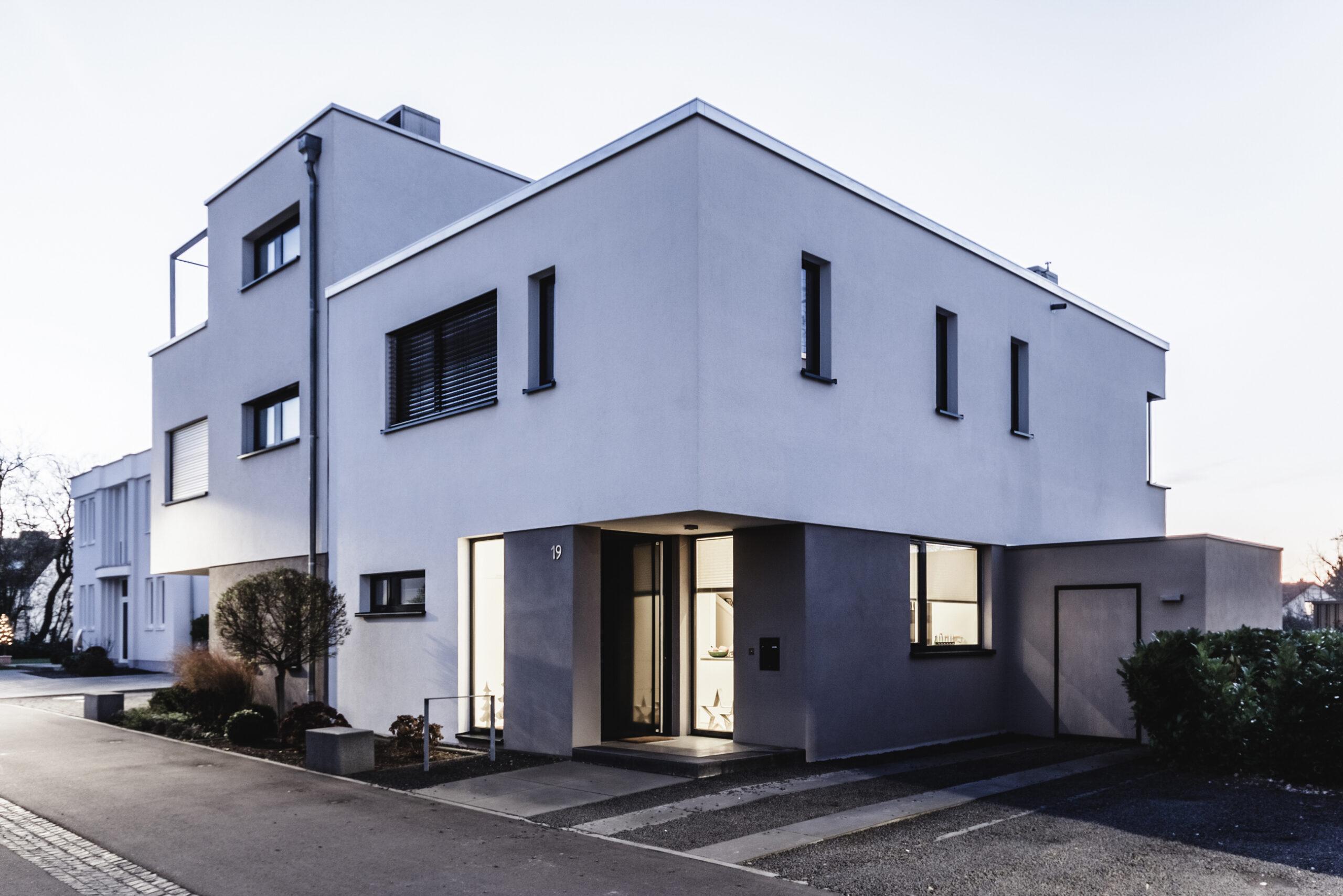 Doppelhaus - Saarbrücken