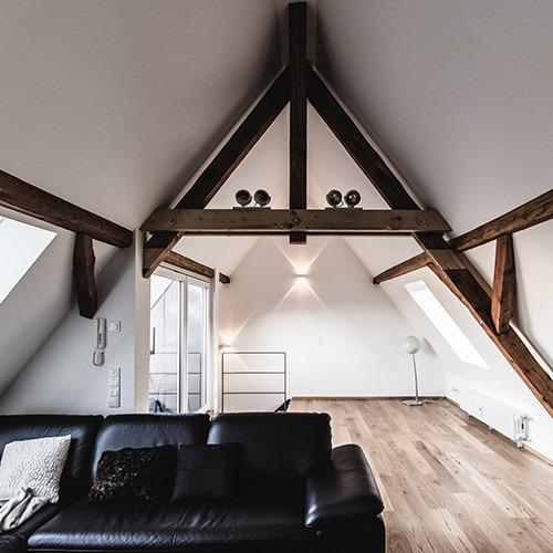 Dachgeschossausbau - Saarbrücken